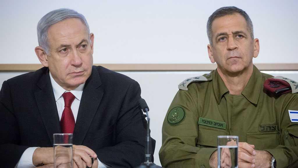 'Israeli' Cabinet to Meet Wednesday Over Iran Issue