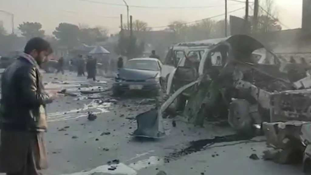 Three Blasts in Afghan Capital Leave Two Dead, Five Injured