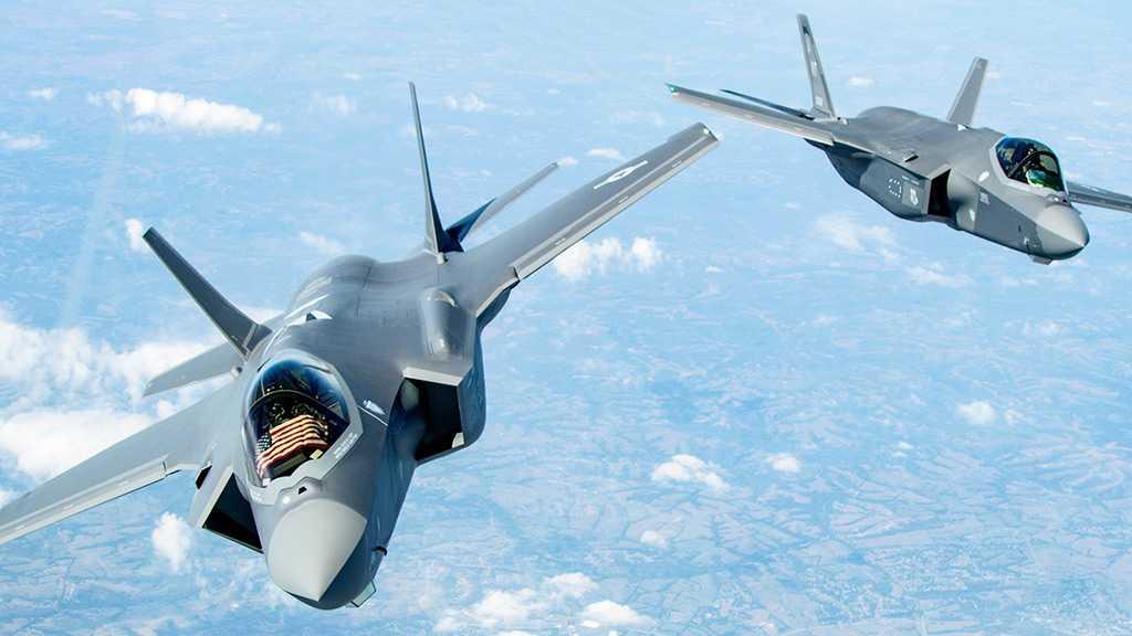 Emirati Amb. to US: UAE Confident F-35 Jets Sale Will Go Through