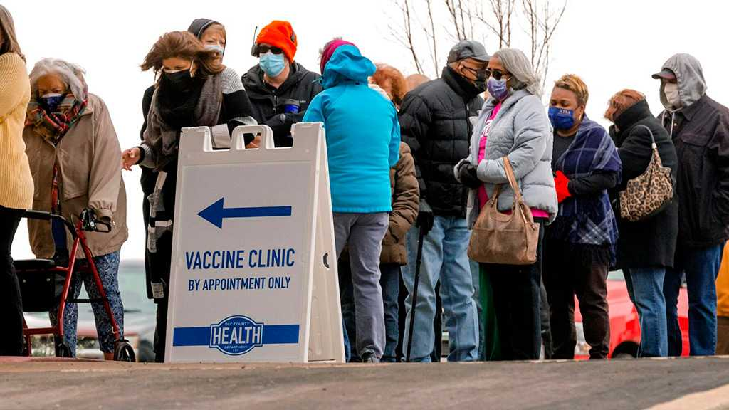 CDC: Black Americans Make Up Only 5.4% of Covid-19 Vaccine Recipients