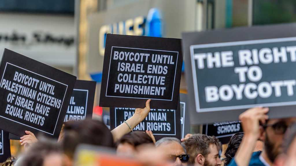 HRW: Biden Should Defend the Right to Call for a Boycott