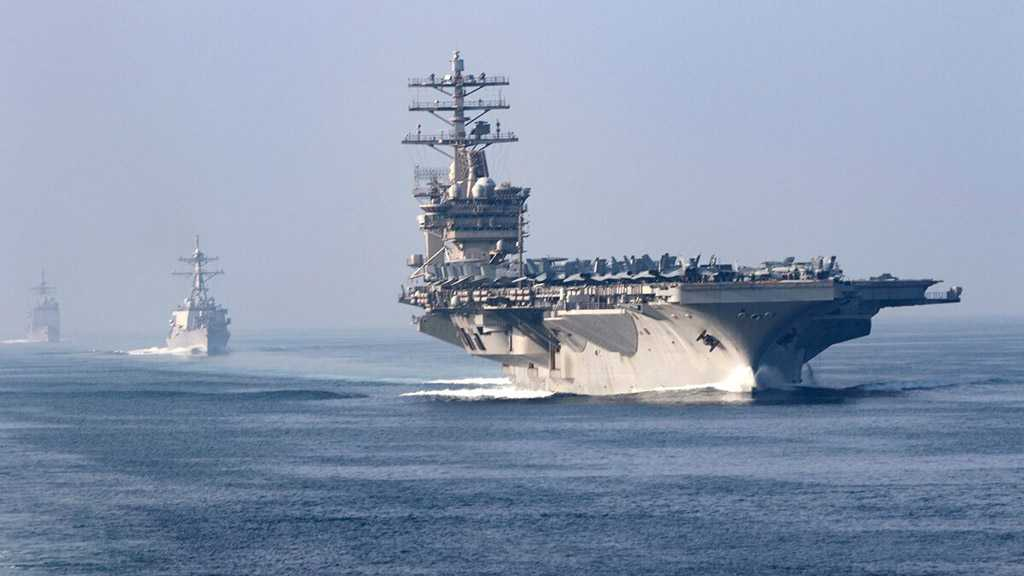 Ebbing Tension: US Moves Carrier from Gulf