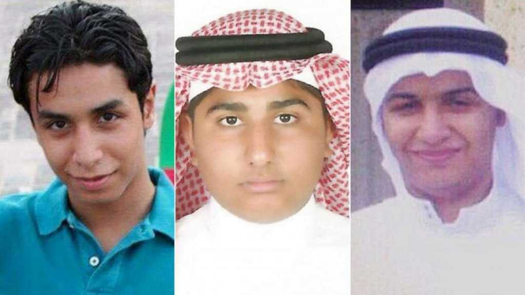 Al-Saud Retreat! Death Sentences for 3 Minors Commuted to 10 Years in Jail