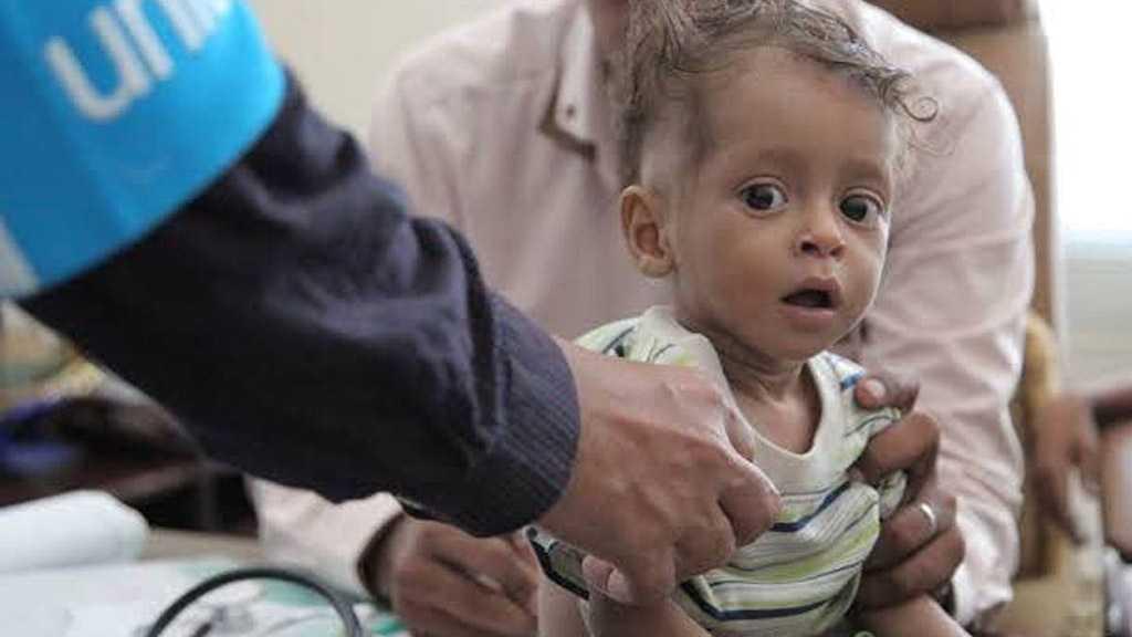 UN: Half of Yemen Under-5s Face Death from Famine
