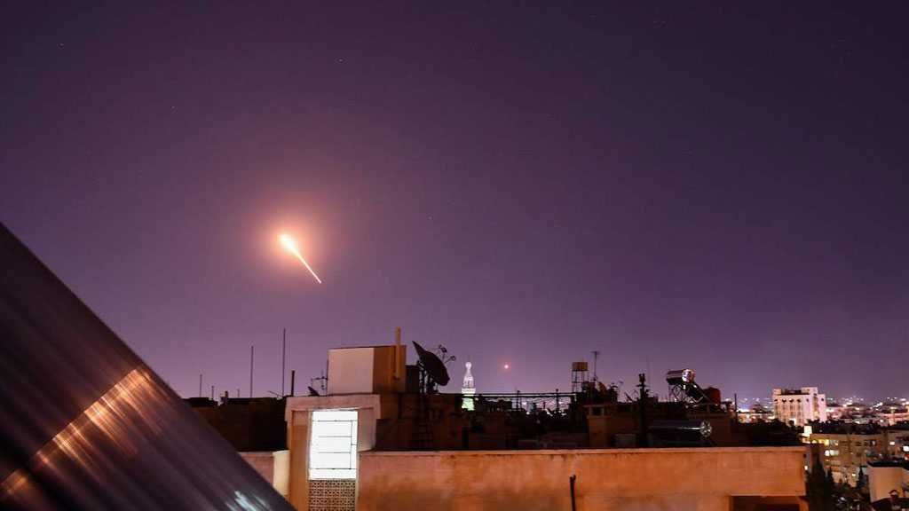 Syrian Air Defenses Thwart 'Israeli' Aggression on Damascus