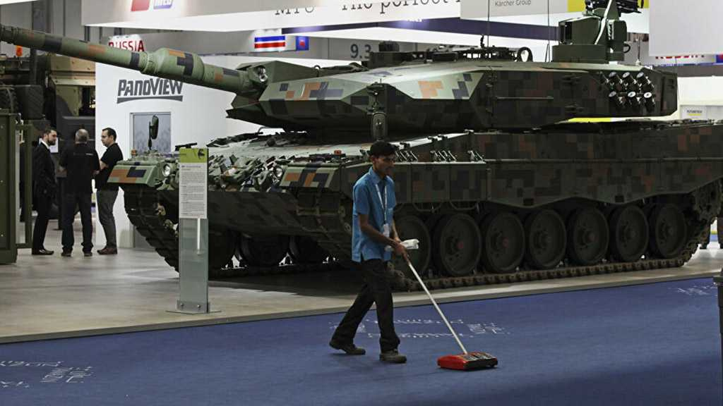 """Israeli"" Military Companies to Skip UAE Expo Citing COVID Travel Restrictions"