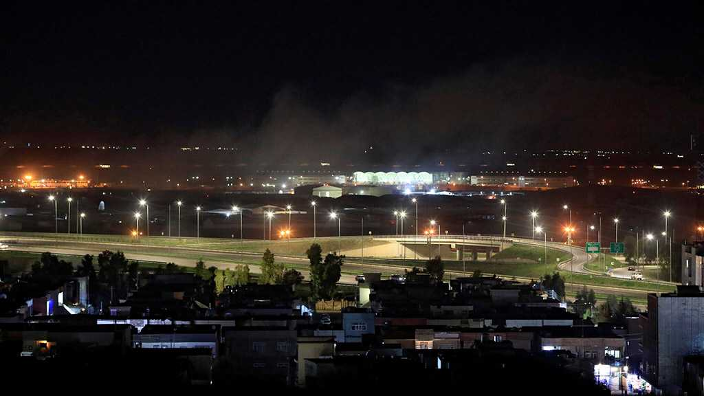 Rocket Attack in Erbil Kills One, Injures US Trooper among Others