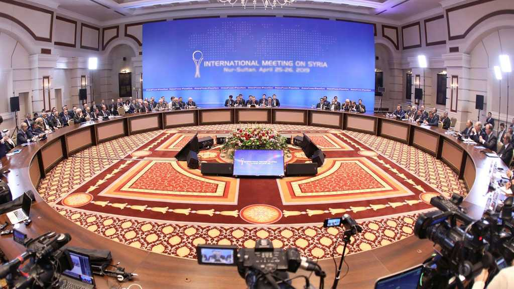 US Declined Invitation to Attend Astana Talks on Syria