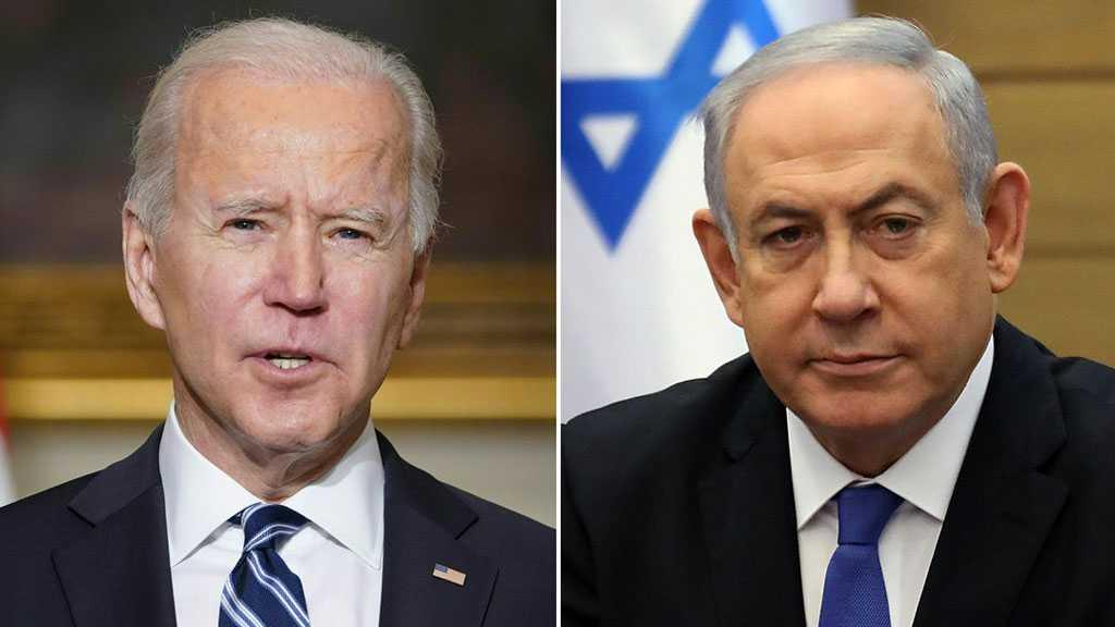 Netanyahu Says He Had 'Friendly' Call with Biden