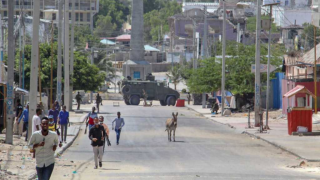 Somali Army, Opposition Clash in Mogadishu over Election Protest