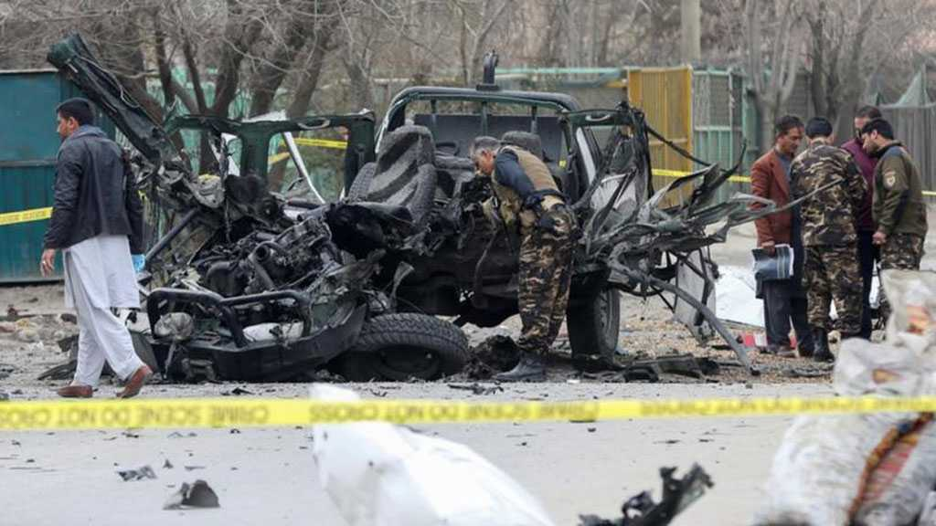 Five Killed in Three Separate Kabul Explosions