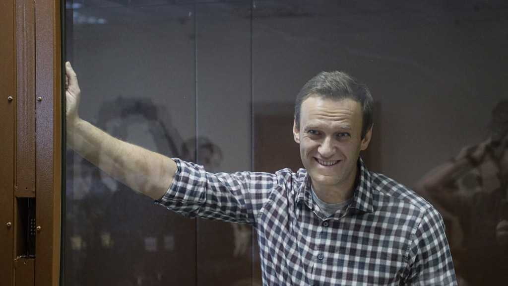 Moscow Appeal Court Upholds Navalny Prison Sentence
