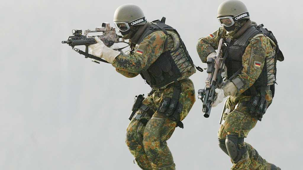 German Special Forces Reportedly Mistaken for Terrorists during Exercises in US