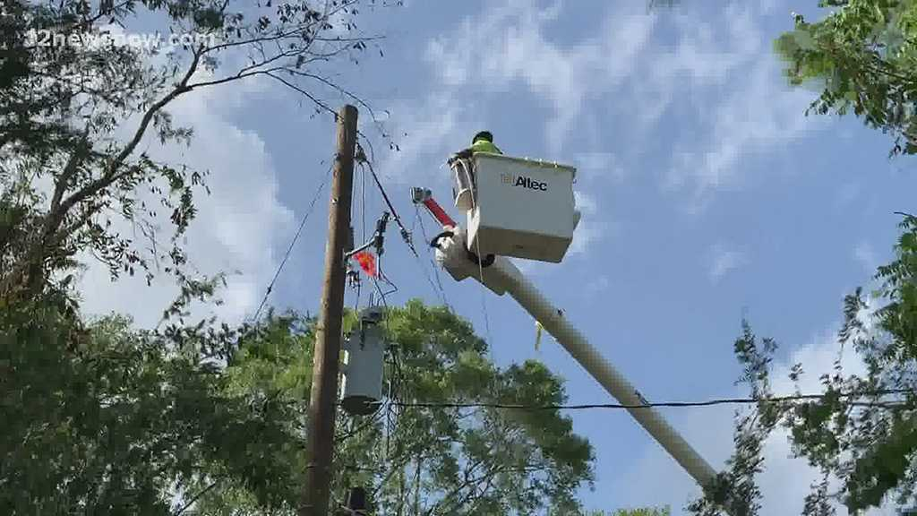 Entergy Texas Says All of Its Customers Should Have Power Back by Now