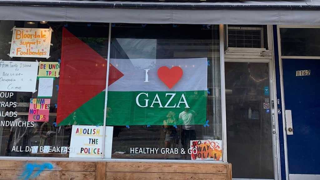 Canada Taking Down Restaurant Over Support for Palestine
