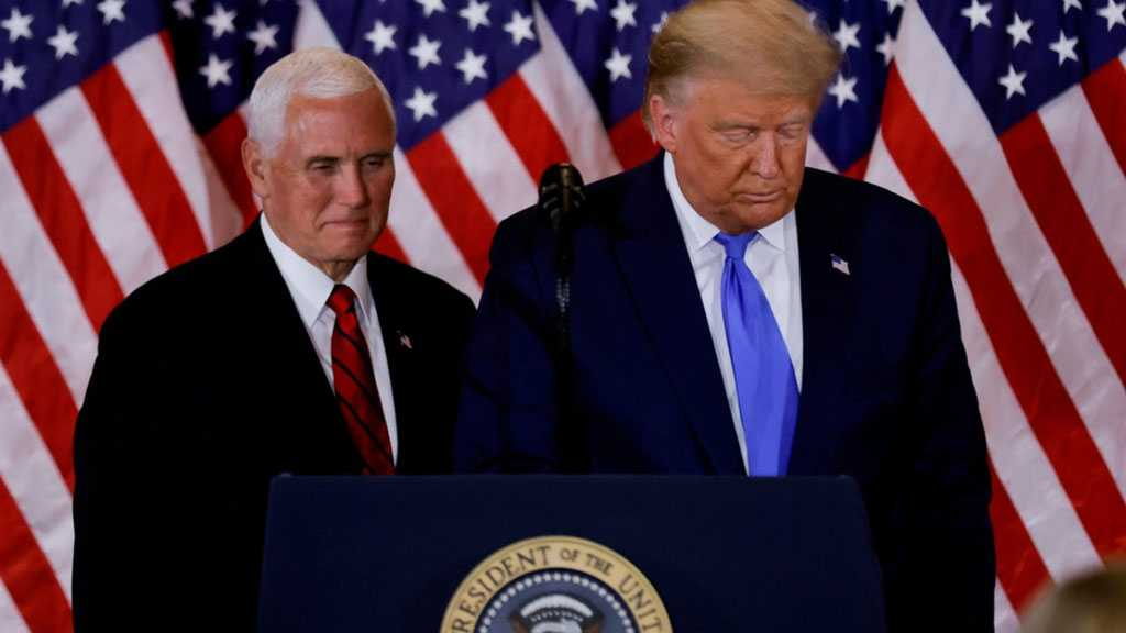 Trump Team Denies He Is Refusing to Share Stage with Pence, Insists They Have Spoken Since Capitol Riot