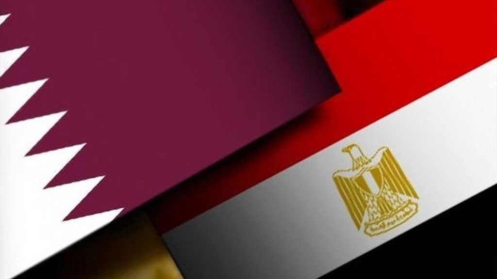 Egyptian, Qatari Delegations Hold First Meeting since Gulf Row
