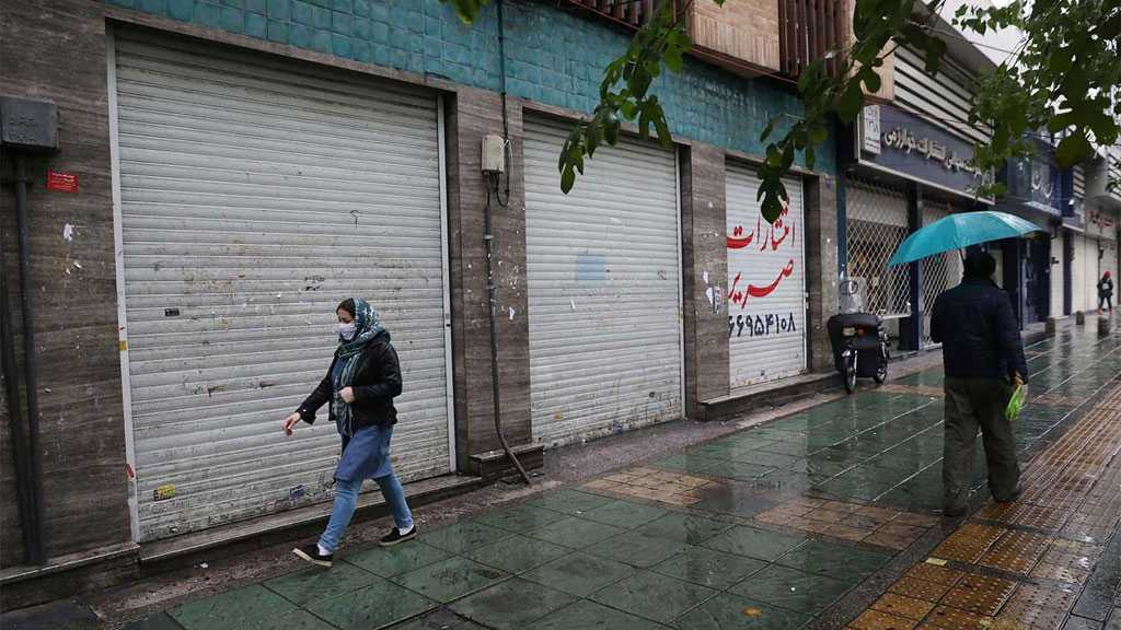 Iran's Covid Restrictions to Last through New Year Holidays
