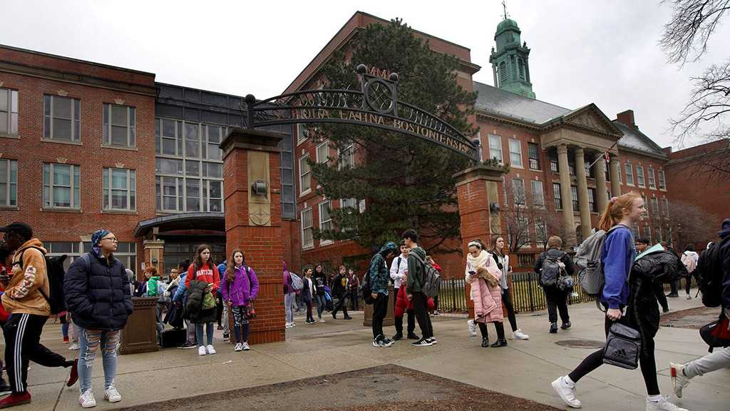"Boston Halts Advanced School Program over ""Equity"" Concerns"