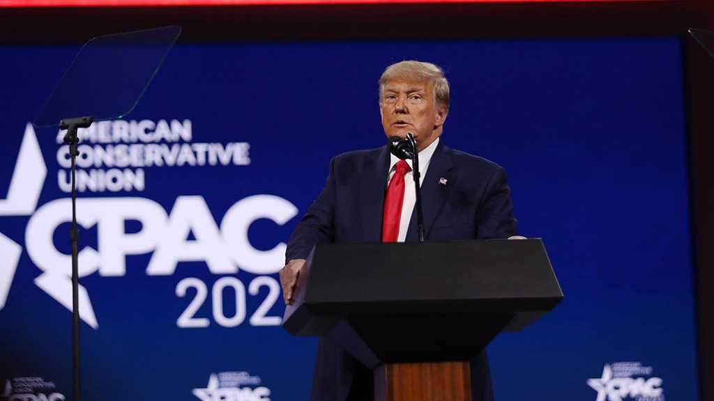 Trump Hints at Presidential Ticket, Slams Biden, Cancel Culture during CPAC Speech