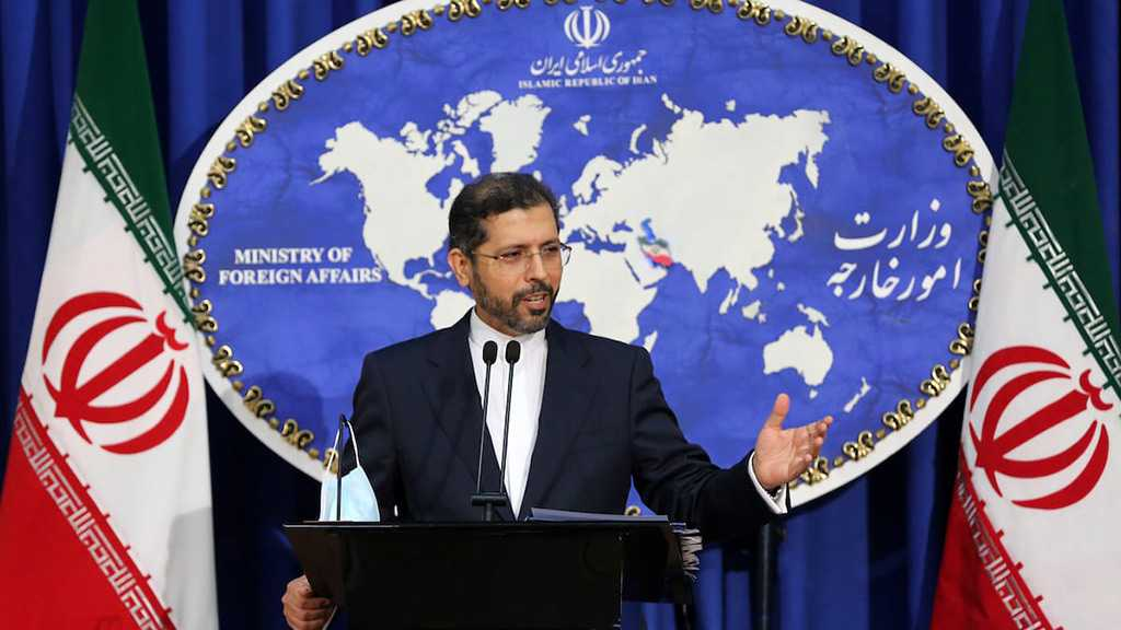 Iran Foreign Ministry: Illegal US Bases Train Terrorists in Syria