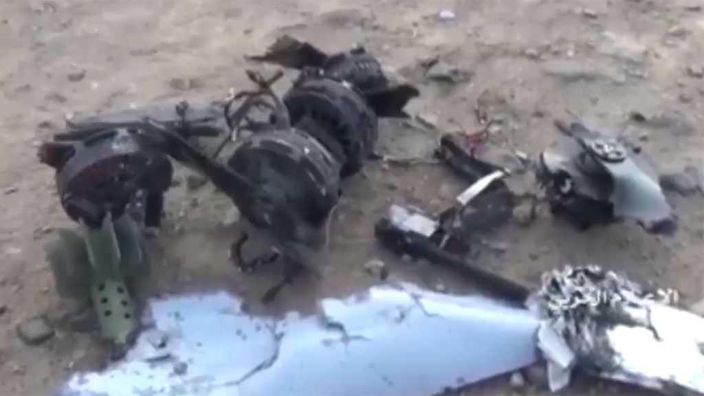 Yemeni Forces Down Saudi-led Coalition's Drone in Hudaydah