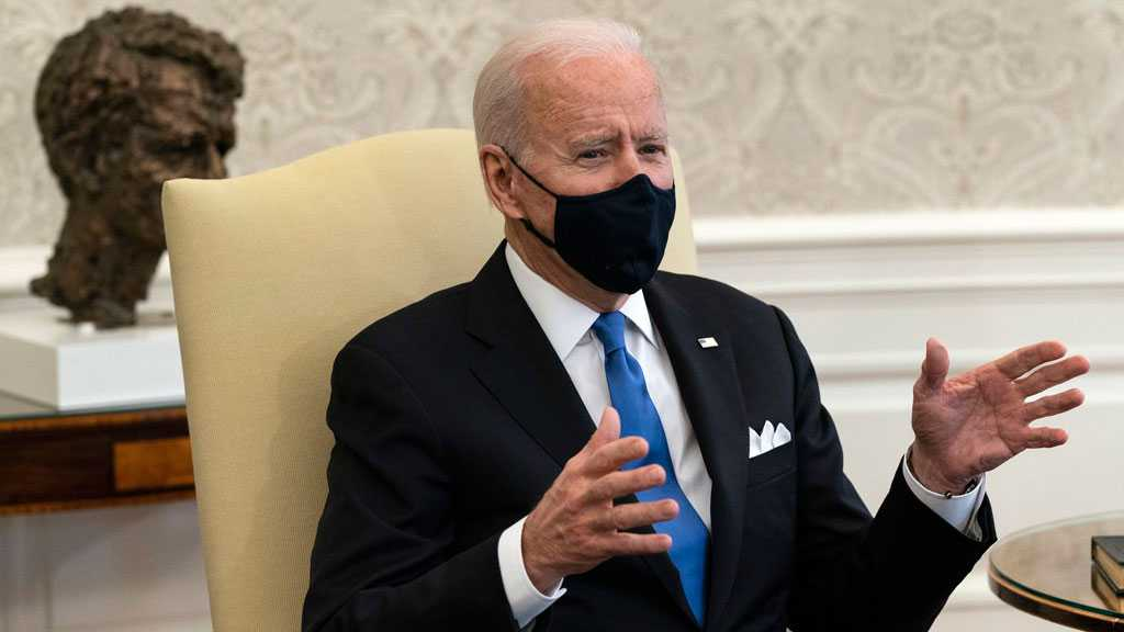 Biden Blasts Texas, Mississippi for Lifting Covid-19 Restrictions
