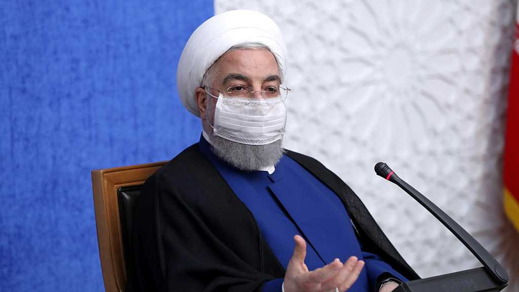Rouhani: No Room for Political Games at IAEA