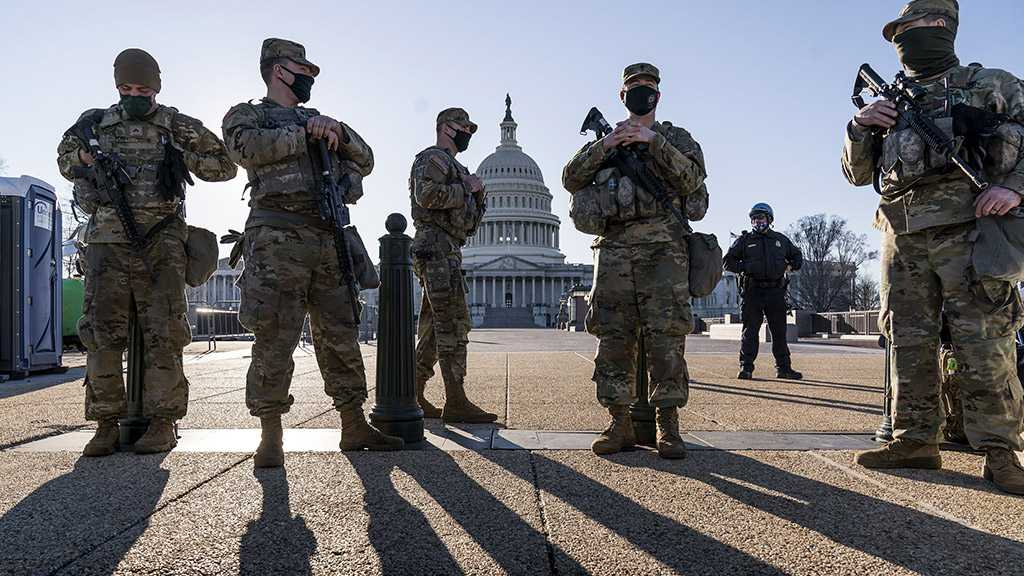 US Police Warn of New Militant Plot to Breach Capitol