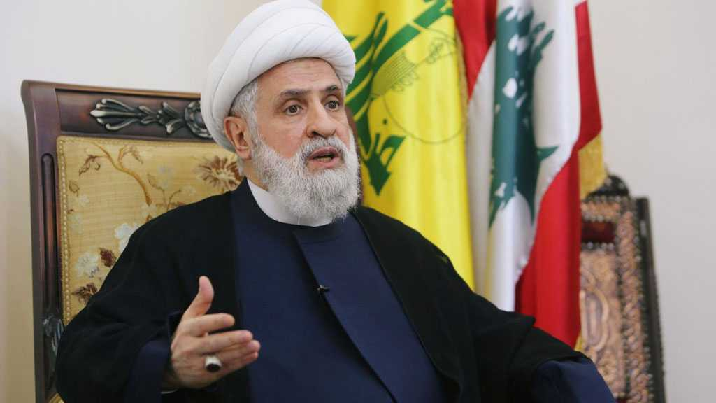 "Hezbollah Deputy SG: US Fueling Lebanon's Crisis, ""Israel"" Doesn't Dare to Attack Lebanon"