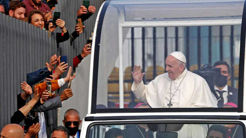 Pope Francis Leaves Baghdad, Ending Historic Trip to Iraq