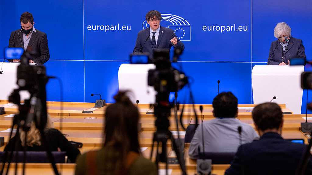 European Parliament Lifts Catalan MEPs' Immunity, Paves Way for Their Extradition to Spain