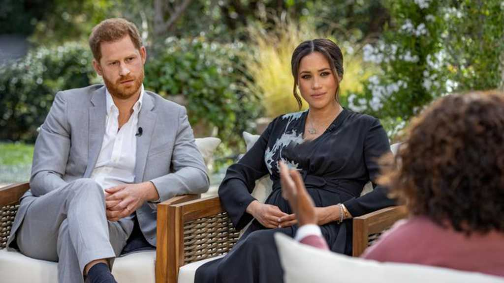 British Royals Silent amid Crisis over Meghan's Claim of Racist Remark