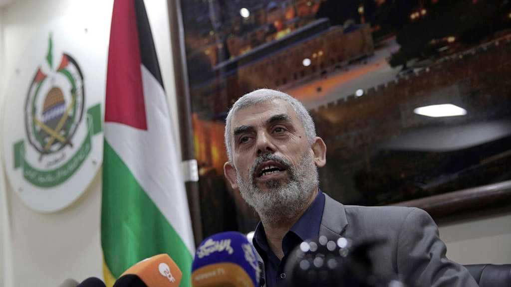 Hamas Official: Gaza Leader Sinwar Re-elected
