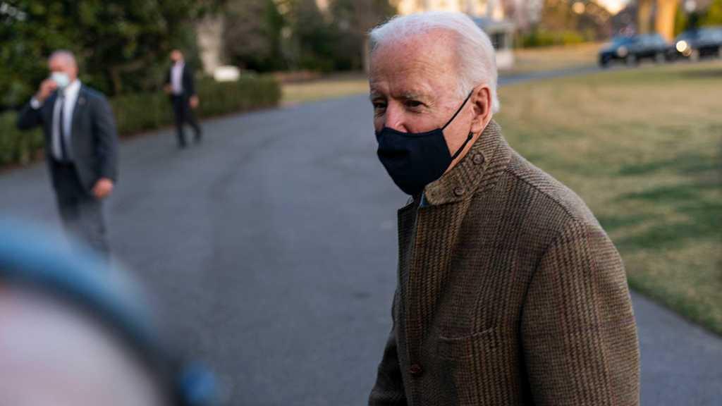 Biden Breaks Silence on NY Gov. Cuomo's Possible Resignation
