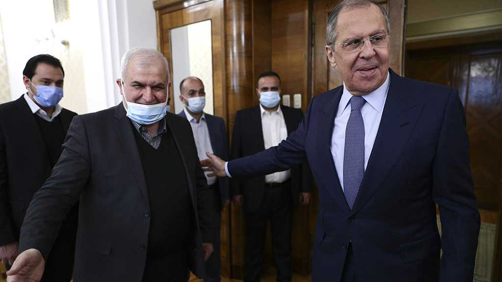 Russian FM Discusses Middle Eastern Affairs with Hezbollah