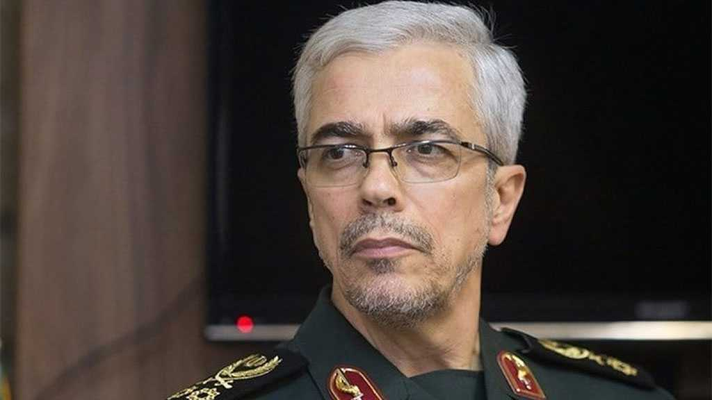 Iranian Army Chief of Staff: Capacity Developed for Annihilation of 'Israel'