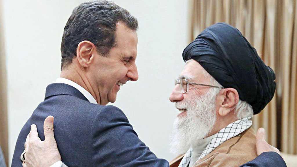 Imam Khamenei Wishes Syrian President Speedy Recovery