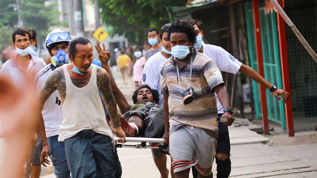 Food, Fuel Prices Soar In Myanmar As Coup Exacerbates Covid-19 Crisis