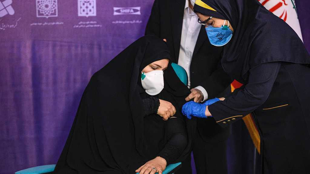 Health Official: Studies Show Iran's Coviran Barekat Coronavirus Vaccine 90% Effective