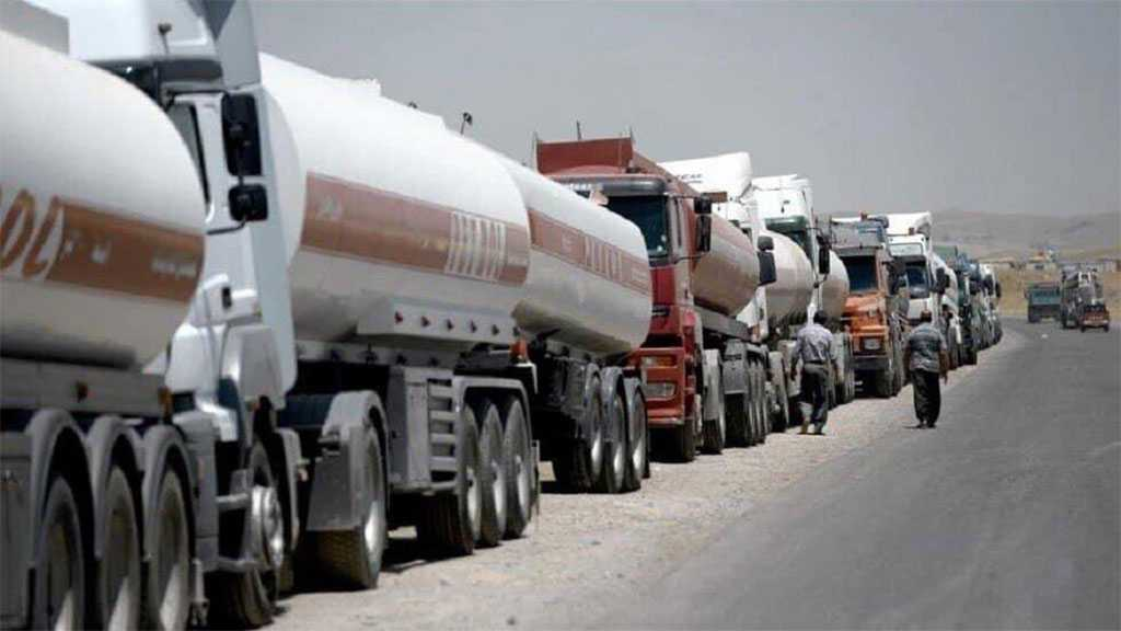 Iranian Fuel on Way to Lebanon via Iraq