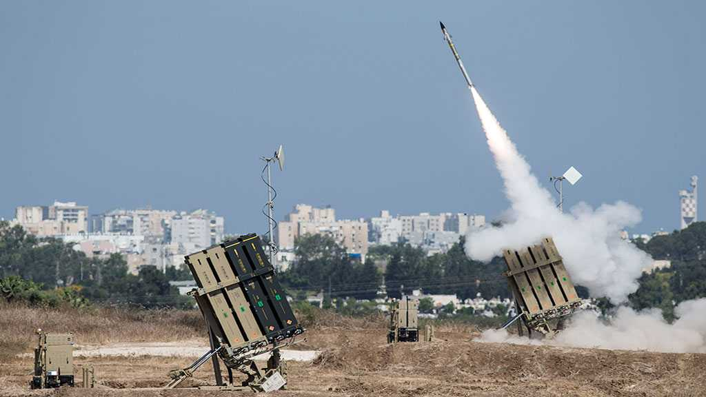 'Israel' Upgrades 'Iron Dome' Amid Fears of Missiles from Lebanon, Gaza