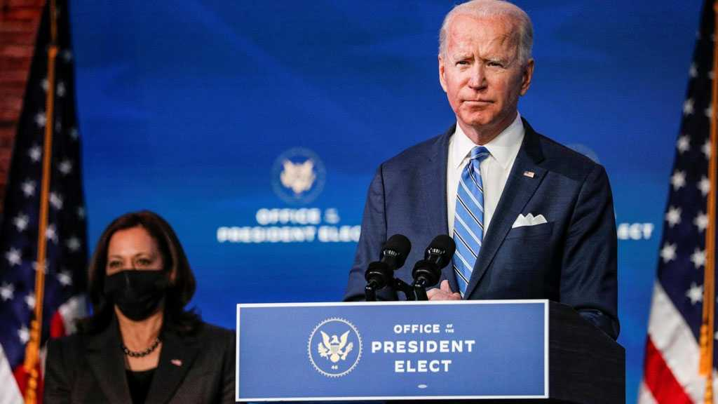 Biden Calls VP 'President Harris' During Press Briefing