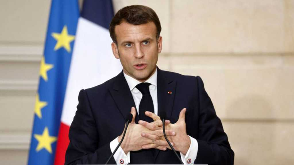 France's Macron Says Will Need New Approach on Lebanon