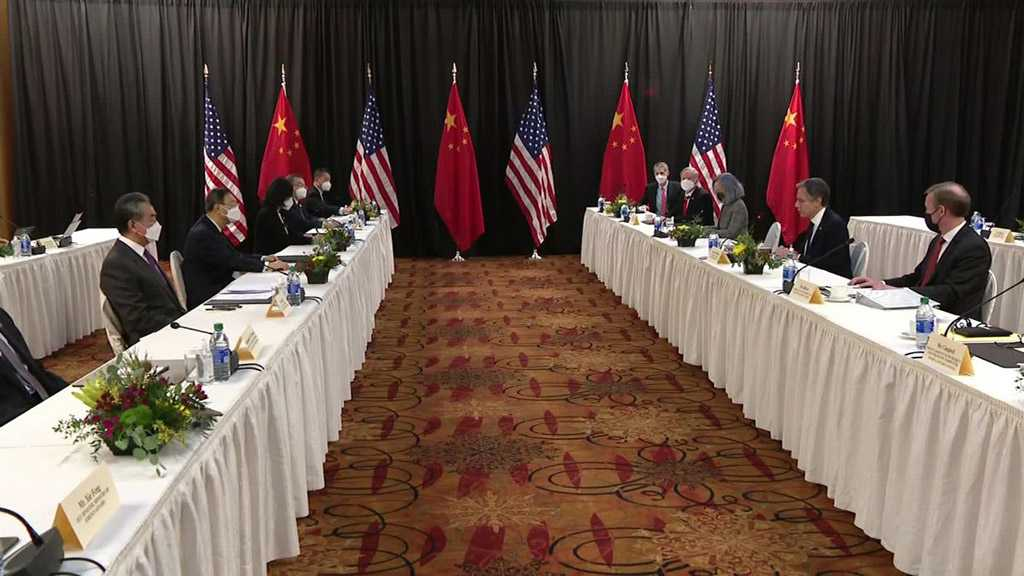 US Accuses China of Grandstanding in Alaska Bilateral Meeting