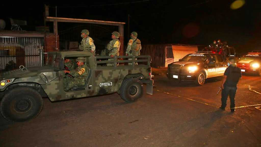 Militants Kill 13 In Ambush on Police Convoy in Central Mexico