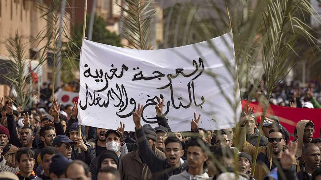 Moroccan Border Farmers Protest over Algeria Evictions