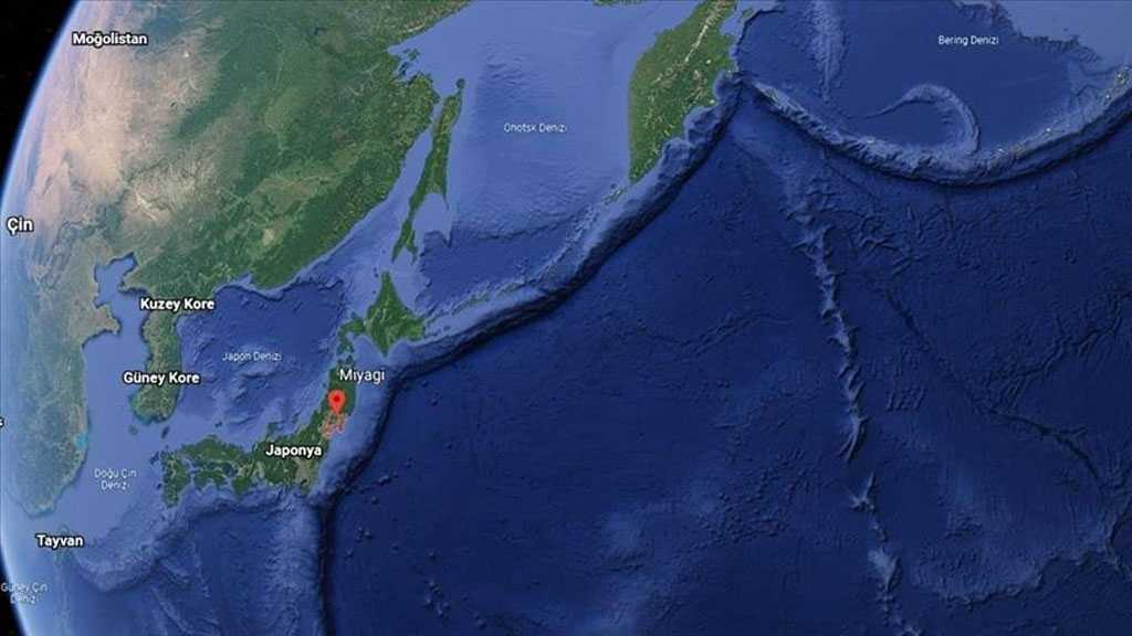 Tsunami Warning Issued after 7.2-Magnitude Jolts Northeastern Japan