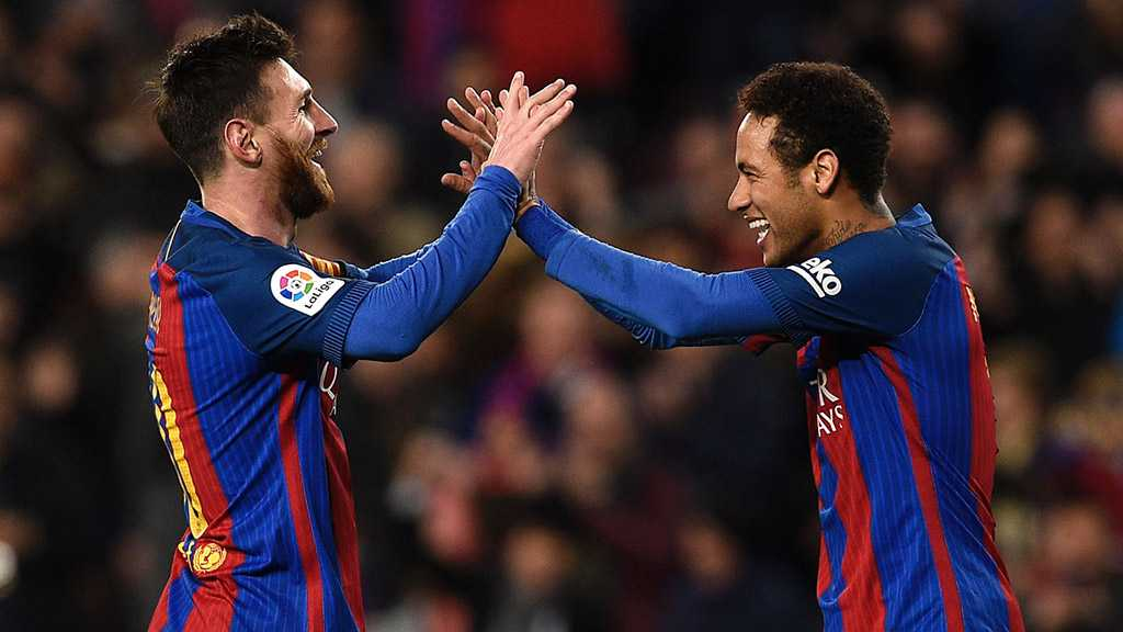 Agent: Neymar Will Play With Messi Once Again at Barcelona