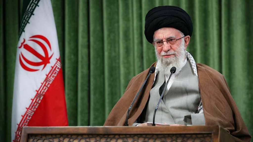 Imam Khamenei: US Must Lift All Sanctions Before Iran Returns to JCPOA Commitments